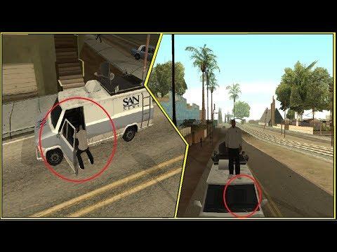 GTA San Andreas NUEVO MISTERIO ¡Camioneta Fantasma! [Parte 1/2] - Loquendo