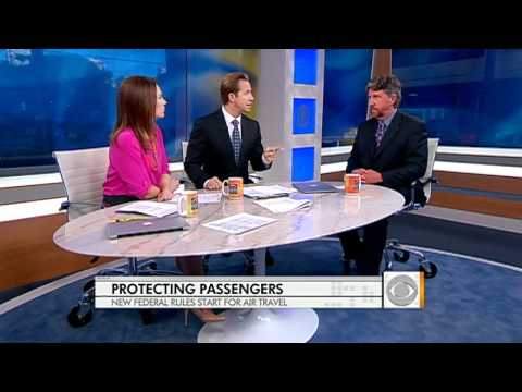 New federal rules to protect airline passengers