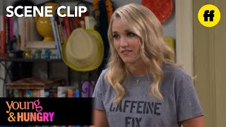 Young & Hungry | Season 5, Episode 6: Gabi and Sofia Make Amends | Freeform