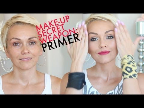 MAKEUP ARTIST SECRETS: Primers. DIY Tricks. and Best Locking Spray!   Kandee Johnson