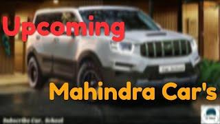 Mahindra | Cars Coming In  2019-2020 | #Car_School
