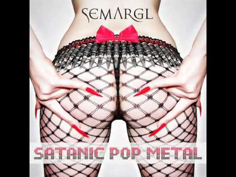Semargl - Suck My Dick (satanic Pop Metal) New Album 2012 video