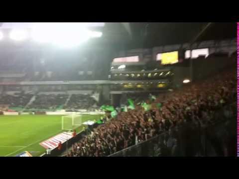 Saint tienne coupe d 39 europe saint tienne coupe d 39 europe youtube - St etienne coupe d europe ...