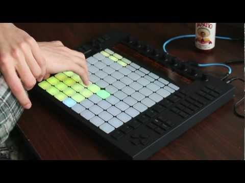 Ableton Push: Review and First Look with Mad Zach