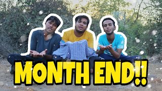 Month End || Month Beginning vs Month End || Soumo Singha