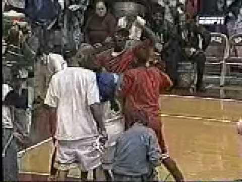 vince carter dunks on 7 footer. Vince Carter vs Paul Pierce