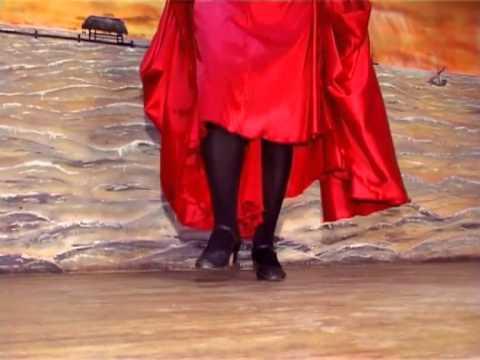 Уроки танца Цыганочка - видео