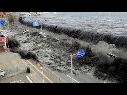 Schockierende Ungestellte Aufnahmen – Japan Tsunami 2011