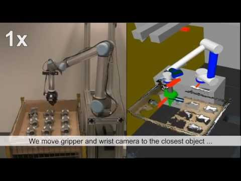 Real-Time Object Detection, Localization andVerification for Fast Robotic Depalletizing