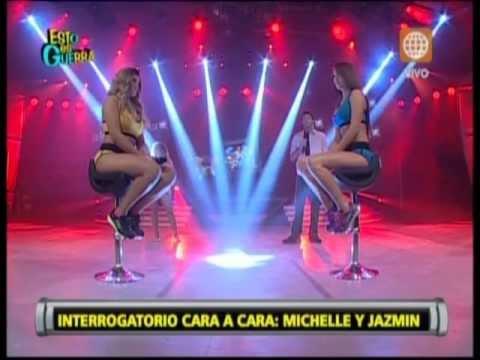 INTERROGATORIO CARA A CARA MICHELLE Y JAZMIN
