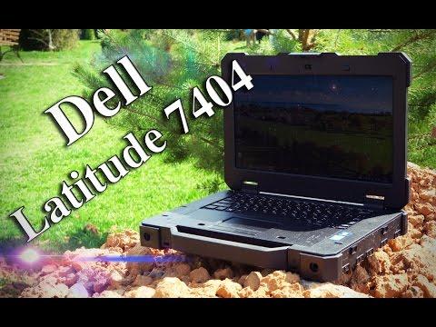 Обзор DELL LATITUDE 7404 Rugged Extreme