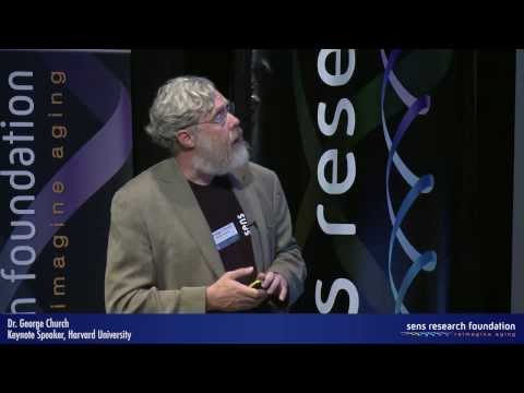 SENS6 Keynote Presentation: Technologies for reading, writing & interpreting omes - George Church