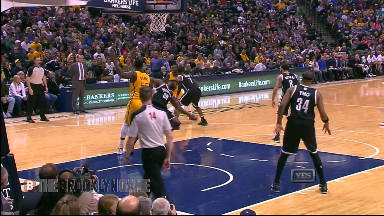 Lance Stephenson Dunks Lance Stephenson Dunks on a