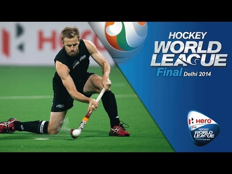 Argentina vs New Zealand - Men's Hero Hockey World League Final India Quarter Final 3 [15/1/2014]
