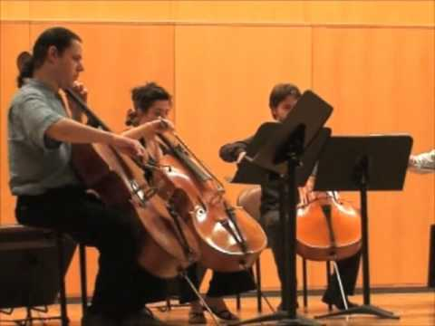 Matt Haimovitz and UCCELLO play Popper Requiem