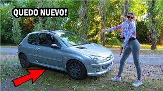 TERMINADO el Peugeot 206 de BARBI  (info del celta en el video)