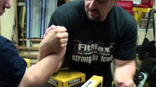 Trening of Armwrestling - 34 (HOOK) More explanations