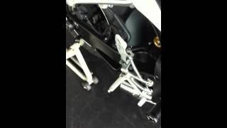 2011 YZF-R1 DimSPORT Rapid Bike EVO  -Graves Motorsports Exhaust System