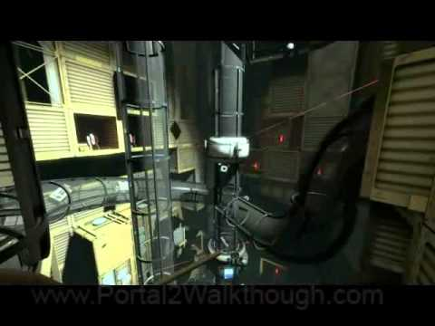 Portal 2 Walkthrough – part 1