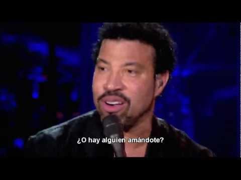 Hello - Lionel Richie - HD 720p Subtitulos en español
