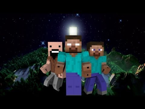 How Herobrine was created - Minecraft