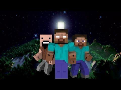How Herobrine was created - Minecraft