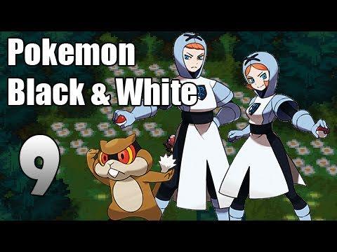 Pokémon Black & White - Episode 9