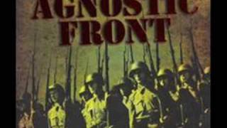 Watch Agnostic Front No One Hears You video