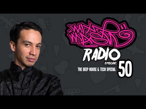 Laidback Luke presents: Mixmash Radio 050: The Deep House & Tech Special