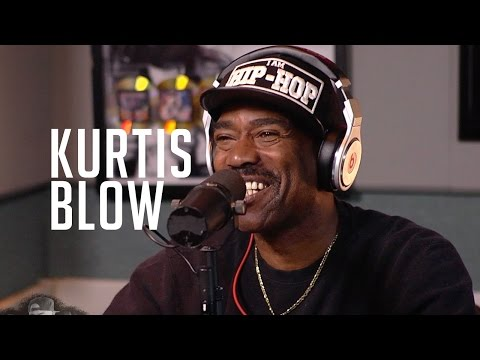 Kurtis Blow talks Being the 1st Rap Superstar & The Universal Hip Hop Museum