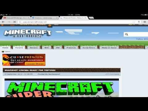 Como Instalar Paquetes De Texturas En Minecraft PE 0.7.5 [Jailbreak]