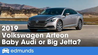 2019 Volkswagen Arteon Test Drive Review: A Flagship Sedan With Flair | Edmunds