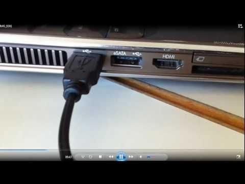 Como conectar tu PC - Laptop a la Television (DJ s KJ s)