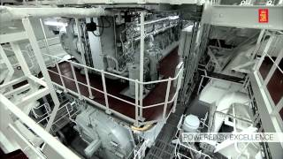KONGSBERG MARITIME - From line to boat