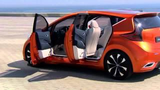 Nissan Invitation Concept – Nuovo video ufficiale