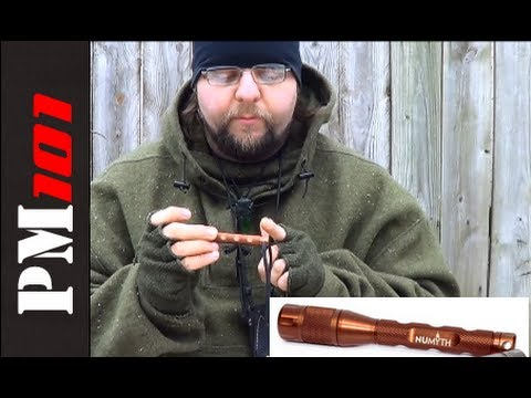 Goinggear.com Numyth Vulcan Fire Piston w/ William Myers   - Preparedmind101