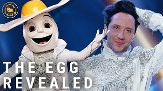 The Egg Revealed: How The Clues Added Up | The Masked Singer
