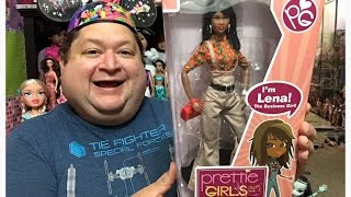 Prettie Girls Lena Fashion Doll Review From One World Doll Project Inc.✨
