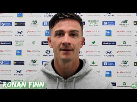 Ronan Finn message to the fans 25-07-19