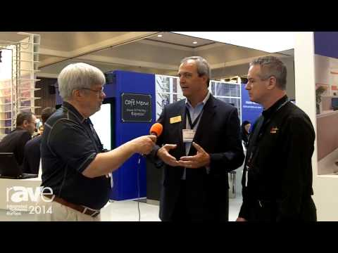 ISE 2014: Joel Rollins Interviews Cisco's Paul Depperschmidt and Steve Pryor