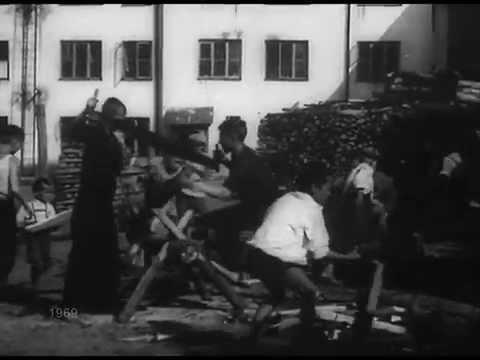 Позитивная русская молодёжь во  время Великой Отечественной войны Pozitive Young Russian People WW2