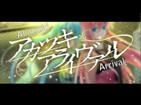 Hatsune Miku And Megurine Luka - Akatsuki Arrival (アカツキアライヴァル)