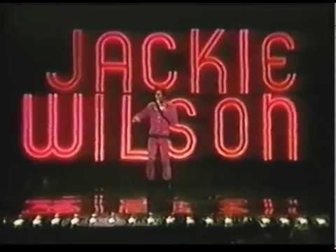 Jackie Wilson  Performing Live  Higher And Higher & Lonely Tear Drops