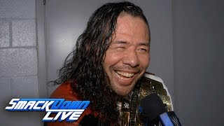 Shinsuke Nakamura shows his strength: SmackDown Exclusive, July 23, 2019