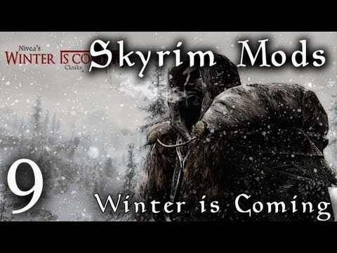 Skyrim Mods Showcase - Episode 9 - Winter is Coming - Cloaks