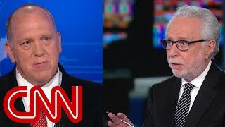Wolf Blitzer grills ICE director over family separations at border