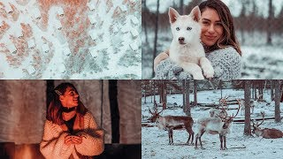 MY FIRST TIME IN FINLAND | WINTER WONDERLAND
