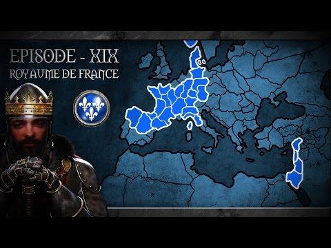 MEDIEVAL II TOTAL WAR [SAISON 1] : FRANCE Ch.17 ~ La Mise à Mort de la Vouivre