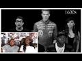 Evolution of Music!! Pentatonix!!  Reaction!! -