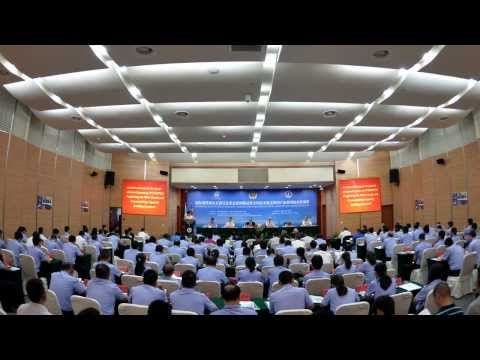 INTERPOL's capacity building and training seminar, Hangzhou, CHINA